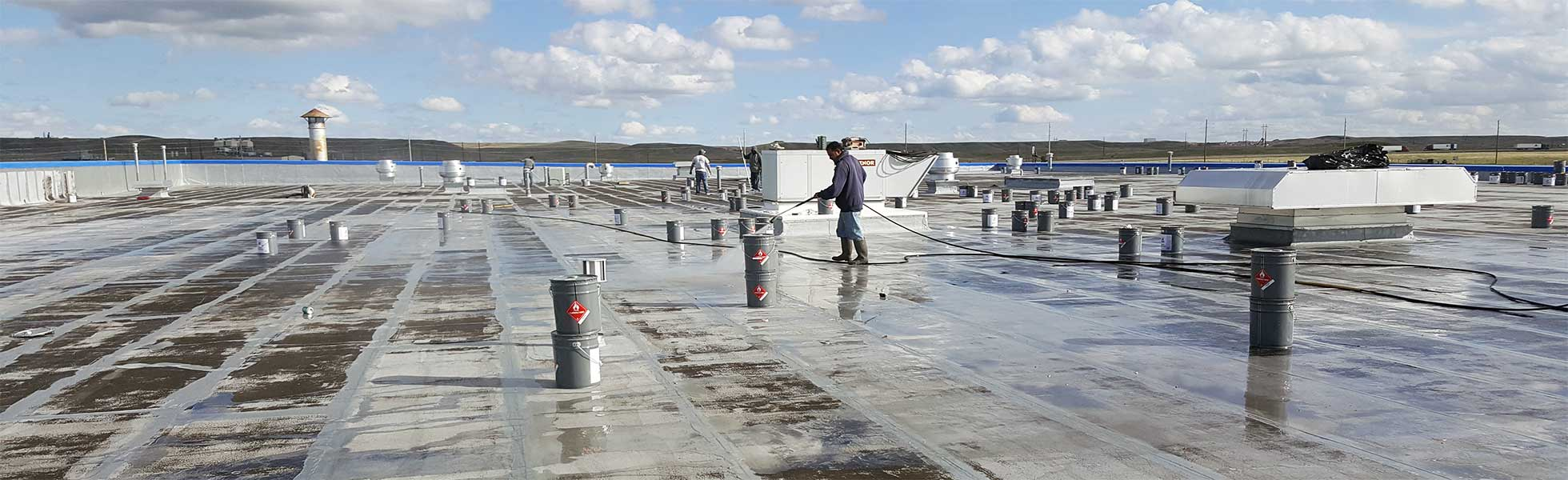 Welcome to the roof coating contractors of america network for Contractors network